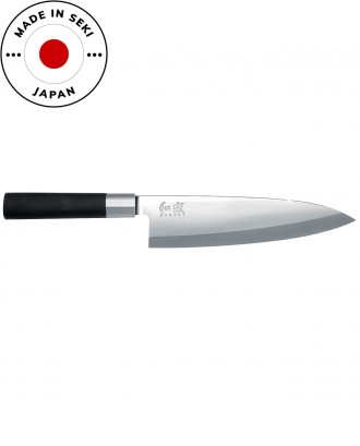 Cutit Deba, Wasabi Black, 21 cm - KAI