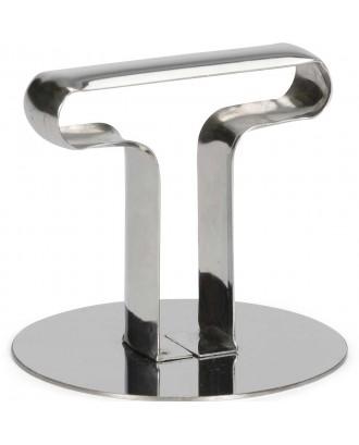 Presa pentru inel de ornat, 7 cm, inox - PATISSE