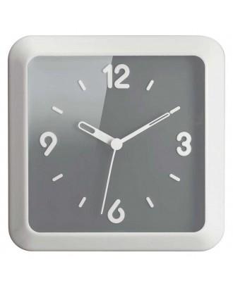 Ceas de perete, gri, 36x36 cm, model Times Square - GUZZINI