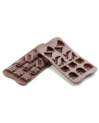 Forma ciocolata Fashion - SILIKOMART