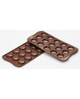 Silikomart Forma silicon Macaron Choc