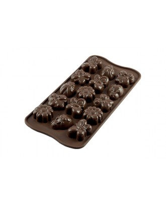 Forma ciocolata Choco-SpringLife - SILIKOMART