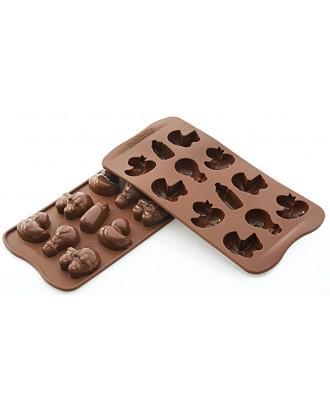 Forma ciocolata Choco Baby - SILIKOMART