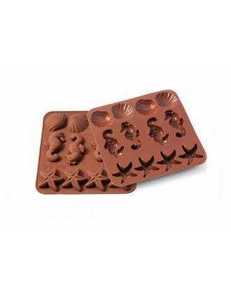 Forma ciocolata Sea Life - SILIKOMART