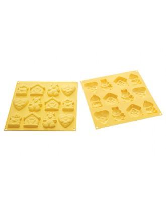 Forma prajituri My Lovely Cookies - SILIKOMART