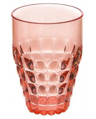 Pahar tumbler rosu, Tiffany - Guzzini