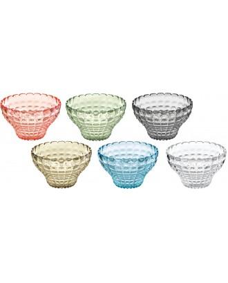 Set de 6 cupe asortate, 300 ml, colectia Tiffany - GUZZINI