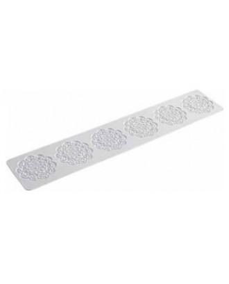 Forma din silicon pentru margarete dantelate - SILIKOMART