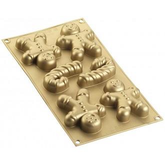 Silikomart Forma de silicon gingerbread