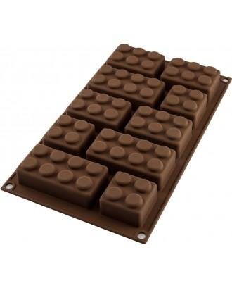 Forma ciocolata Choco Block - SILIKOMART