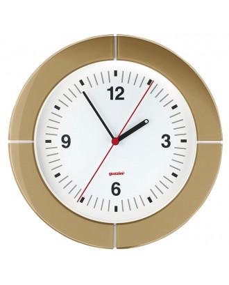 Ceas de perete i-Clock, crem, 37 cm, model Dubai - GUZZINI