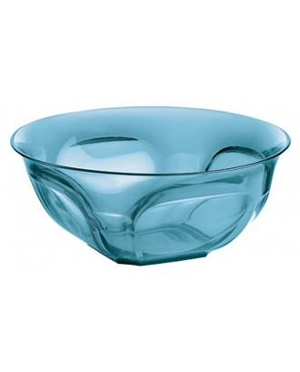 Bol albastru din acril, 30 cm, colectia Belle Epoque - GUZZINI