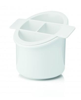 Uscator pentru tacamuri, plastic, alb, colectia Forme Casa - GUZZINI