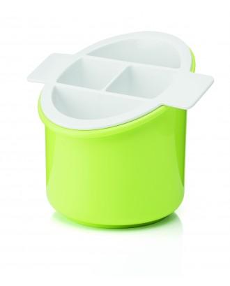 Uscator pentru tacamuri, plastic, verde, colectia Forme Casa - GUZZINI