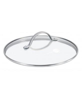 GreenPan Capac universal de sticla pentru vase rotunde - 20 cm