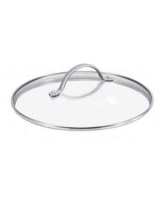 GreenPan Capac universal de sticla pentru vase rotunde - 24 cm