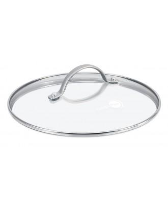 GreenPan Capac universal de sticla pentru vase rotunde - 28 cm