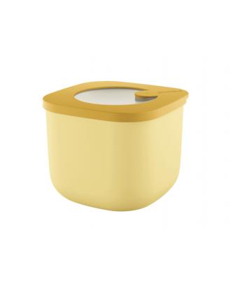 Cutie cu capac pentru depozitare, 750 ml, galben, colectia Store&More - GUZZINI