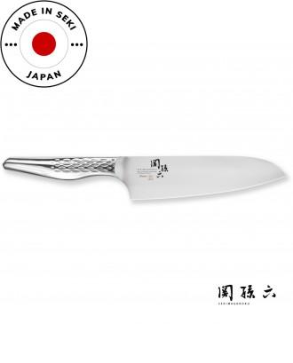 Cutit Santoku, Seki Magoroku Shoso, 16,5 cm - KAI