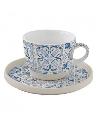 Casadecor Blue Ceasca  Farfurie Ceai